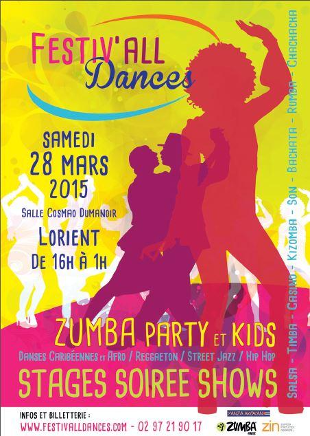 FESTIVALL DANCES